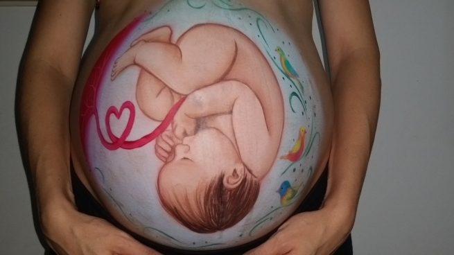Que pasa en la semana 38 de embarazo