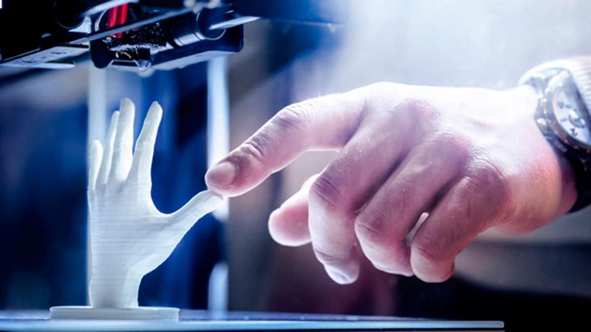 La Impresión 4D se define como uno de los inventos del futuro