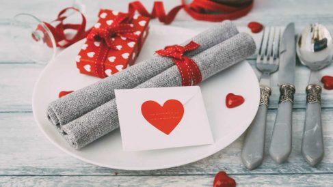 ¡Prepara una deliciosa cena romántica este San Valentín!