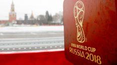 Cartel del Mundial de Rusia 2018. (Getty)