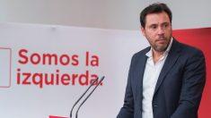 Óscar Puente, portavoz de la Ejecutiva federal del PSOE y alcalde de Valladolid.
