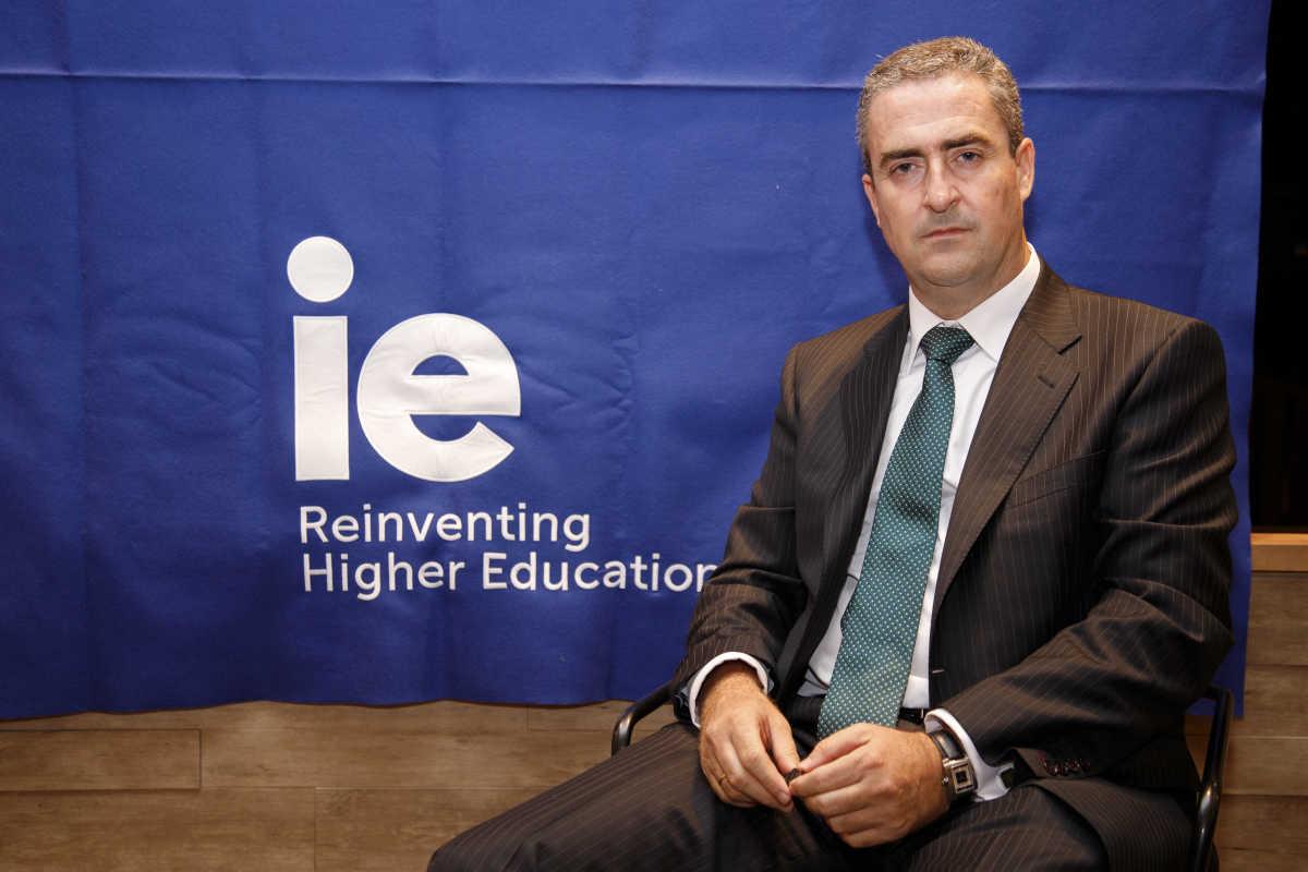 Manuel Romera, del sector financiero del IE Bussines School.