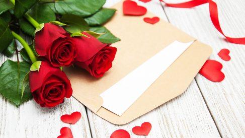 ¿Tienes ya la frase perfecta para felicitar San Valentín?