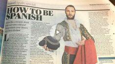 'How to be Spanish (cómo ser español)', el artículo de 'The Times' que trata de ridiculizar a los españoles