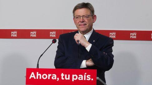 El secretario del PSPV y presidente de la Comunidad Valenciana, Ximo Puig. (Foto: PSOE)