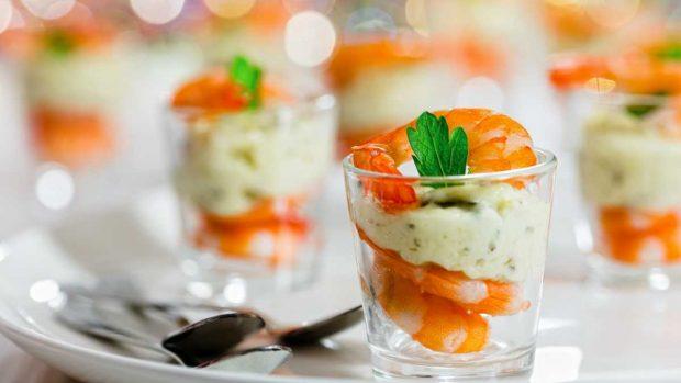 Recetas afrodis acas para una cena de san valent n rom ntica y picante - Coctel de marisco ingredientes ...