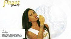 """Uno de los carteles de la discoteca Phant, en Cornellá, que daba la """"bienvenida a la manada""""."""