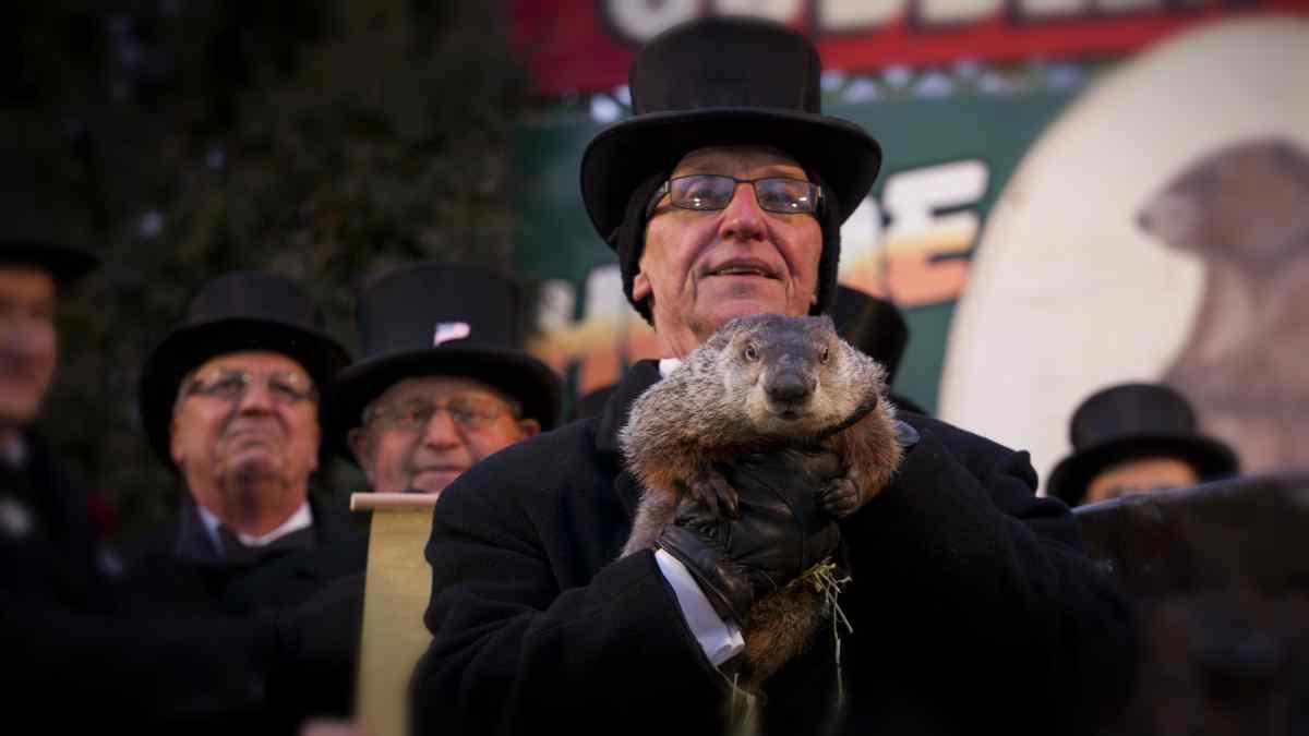Punxsutawney es la localidad de Pensilvania que hoy aparecerá en los telediarios de todo el mundo gracias a la marmota Phil.