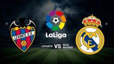 Levante Vs Real Madrid.