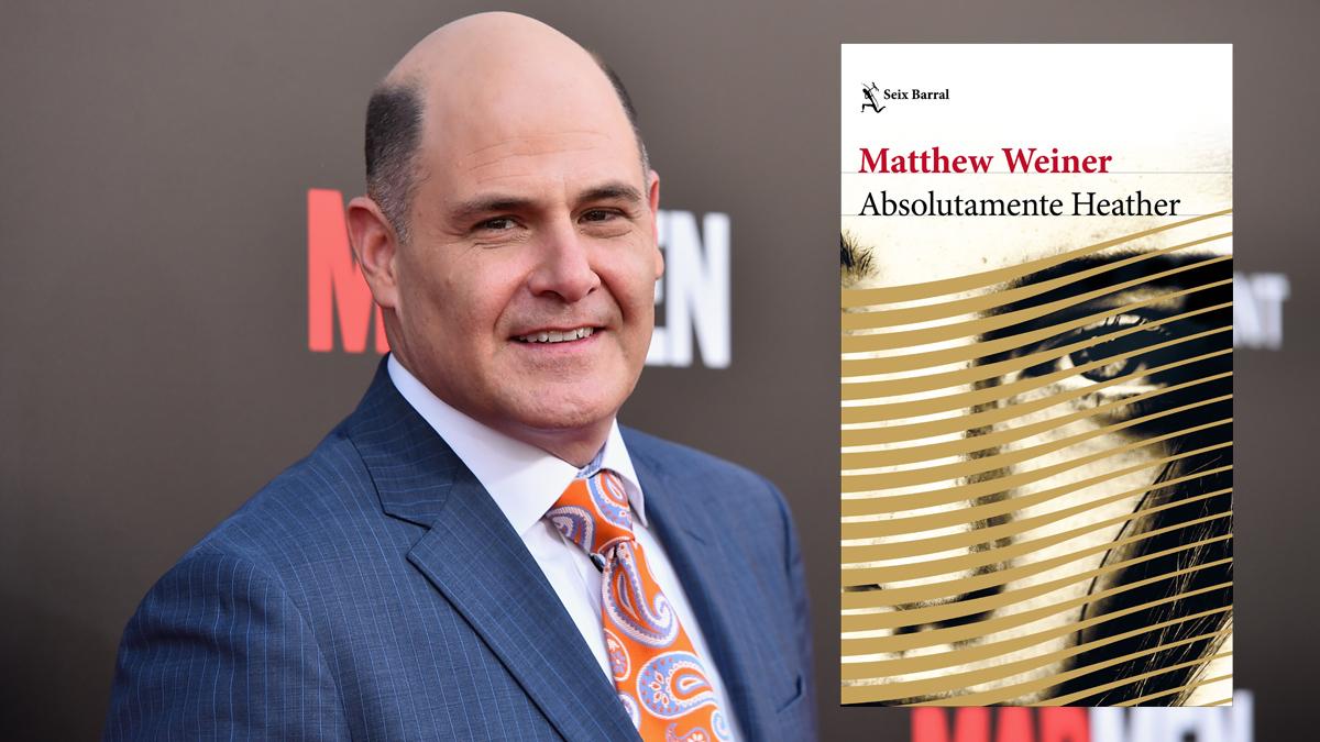 Matthew Weiner, autor de  'Absolutamente Heather'.