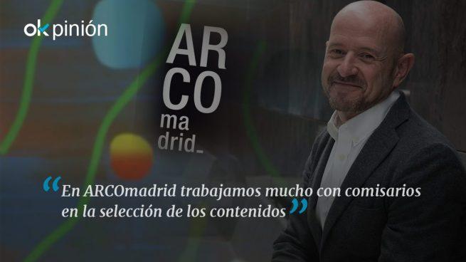 Carlos Urroz: «ARCO se ha consolidado como feria de descubrimiento de nuevos talentos»