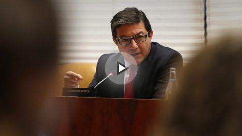 Declaración del expresidente del Canal de Isabel II, Pedro Calvo, en el caso Lezo. 10-1-2018.