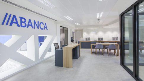 Oficina de ABANCA.