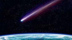 Un astro que causó una enorme devastación en la tierra