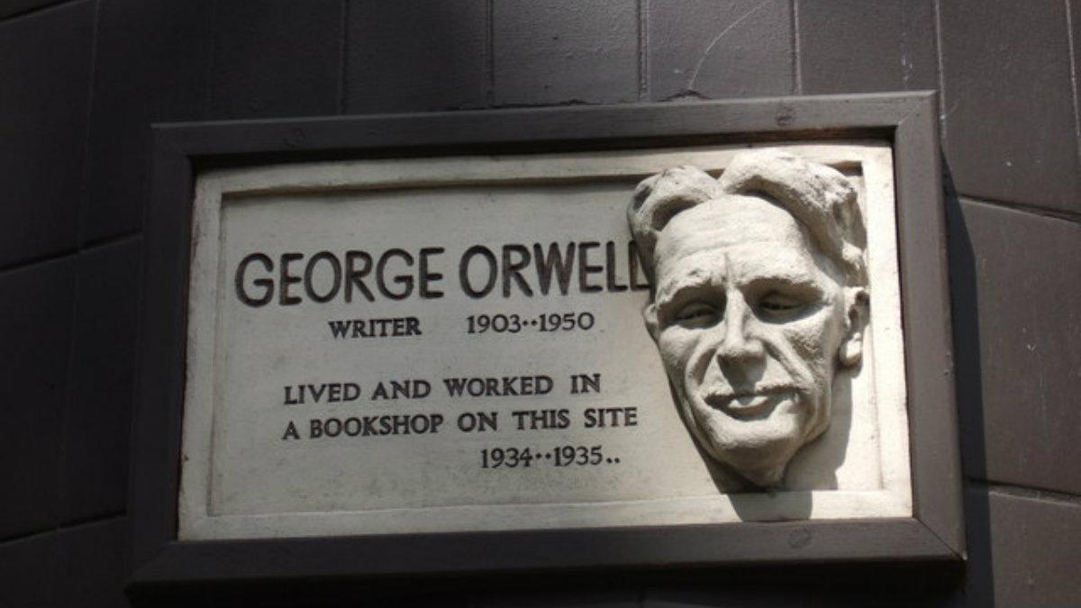 Resultado de imagen de orwell frases