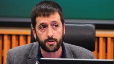 Juanma del Olmo, director de Comunicación de Pablo Iglesias.