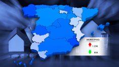 mapa actualización IBI