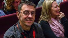 El cofundador de Podemos, Juan Carlos Monedero