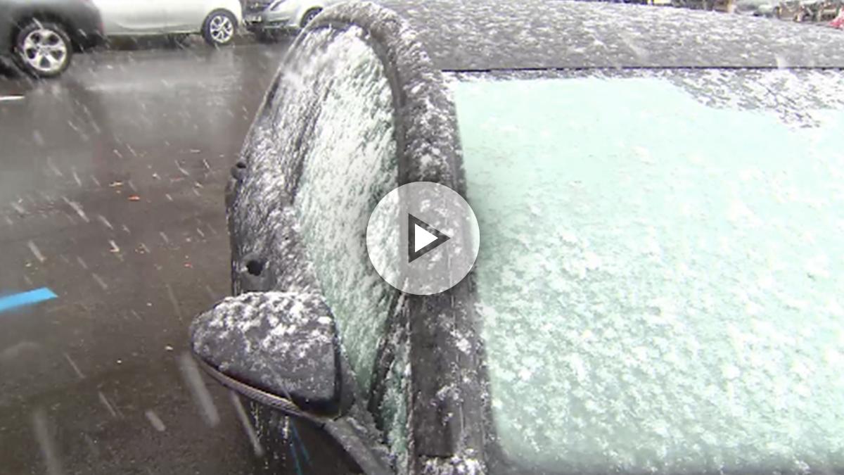 nieve-coche