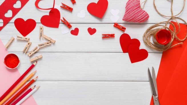 Como Hacer Una Postal De San Valentin Con Manualidades