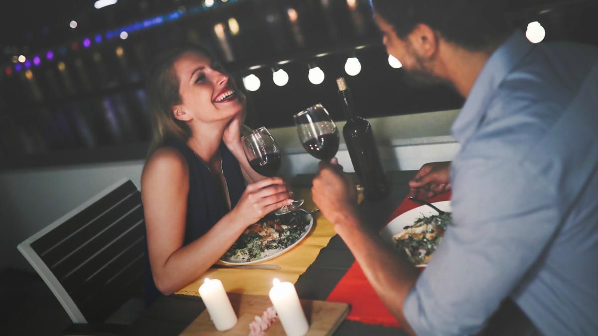 Pasa una velada romántica en la capital.