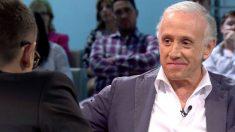 Eduardo Inda entrevistado por Risto Mejide, esta noche en Cuatro.