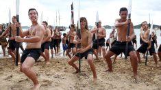 Día de Waitangi en Nueva Zelanda.