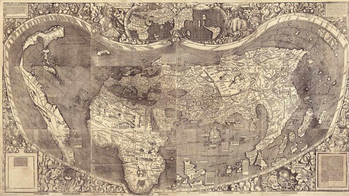 Américo Vespucio, el explorador del que recibe su nombre un continente