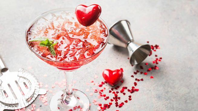 cocteles san valentin