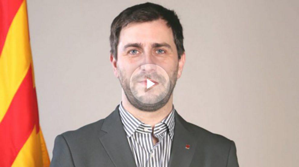 El ex conseller Antoni Comín.
