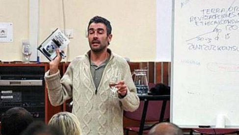 El consultor de Colau en el ayuntamiento de Basrclona, Toni Lodeiro