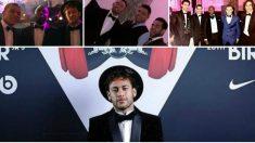 El fiestón de cumpleaños de Neymar en París. (Instagram)