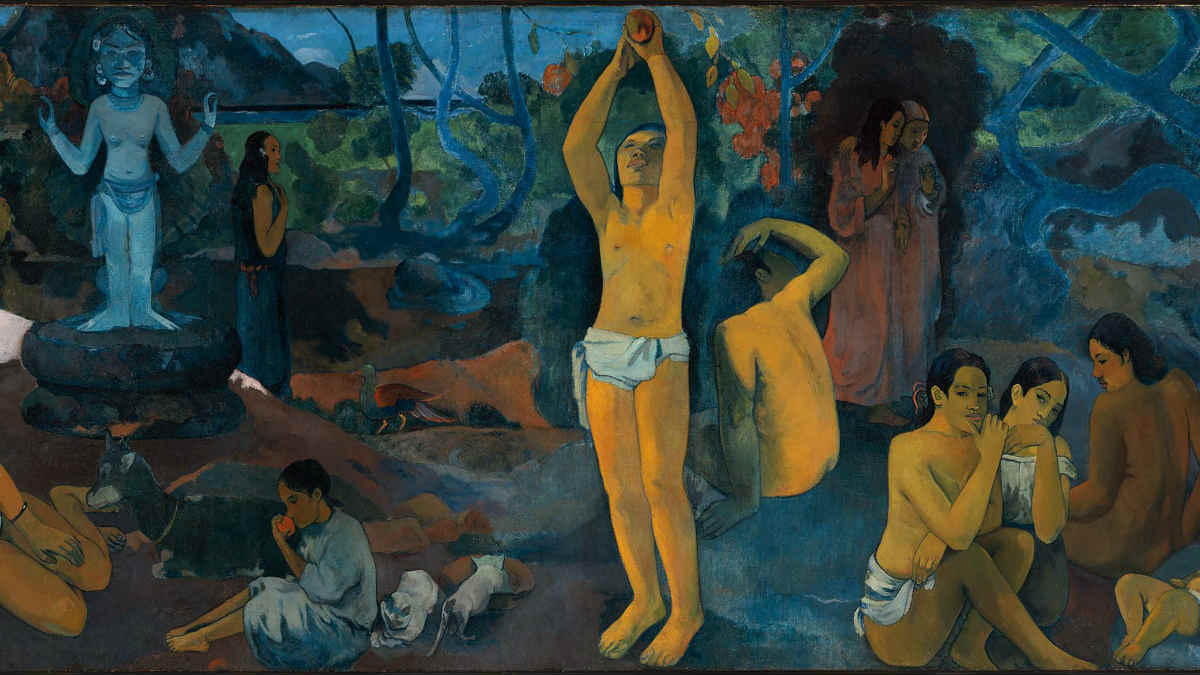 Paul Gauguin, el pintor francés que inspiró a los vanguardistas