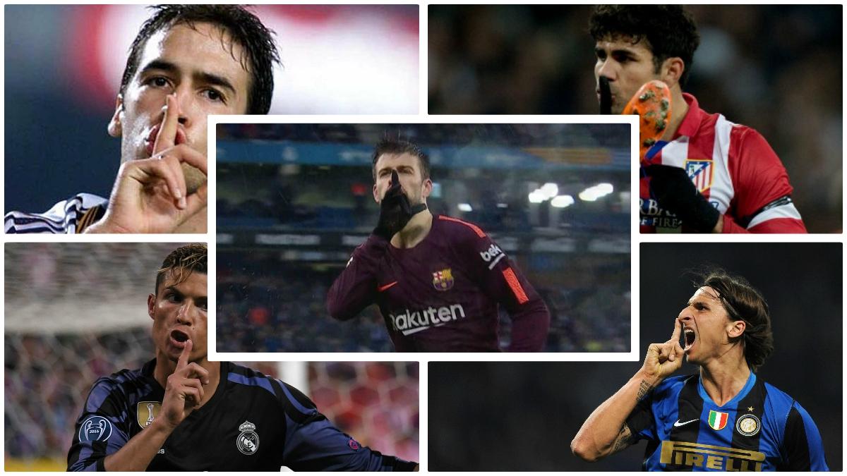 Algunos de los jugadores que han silenciado a la afición. (Fotos: Getty Images, AFP, Twitter…)