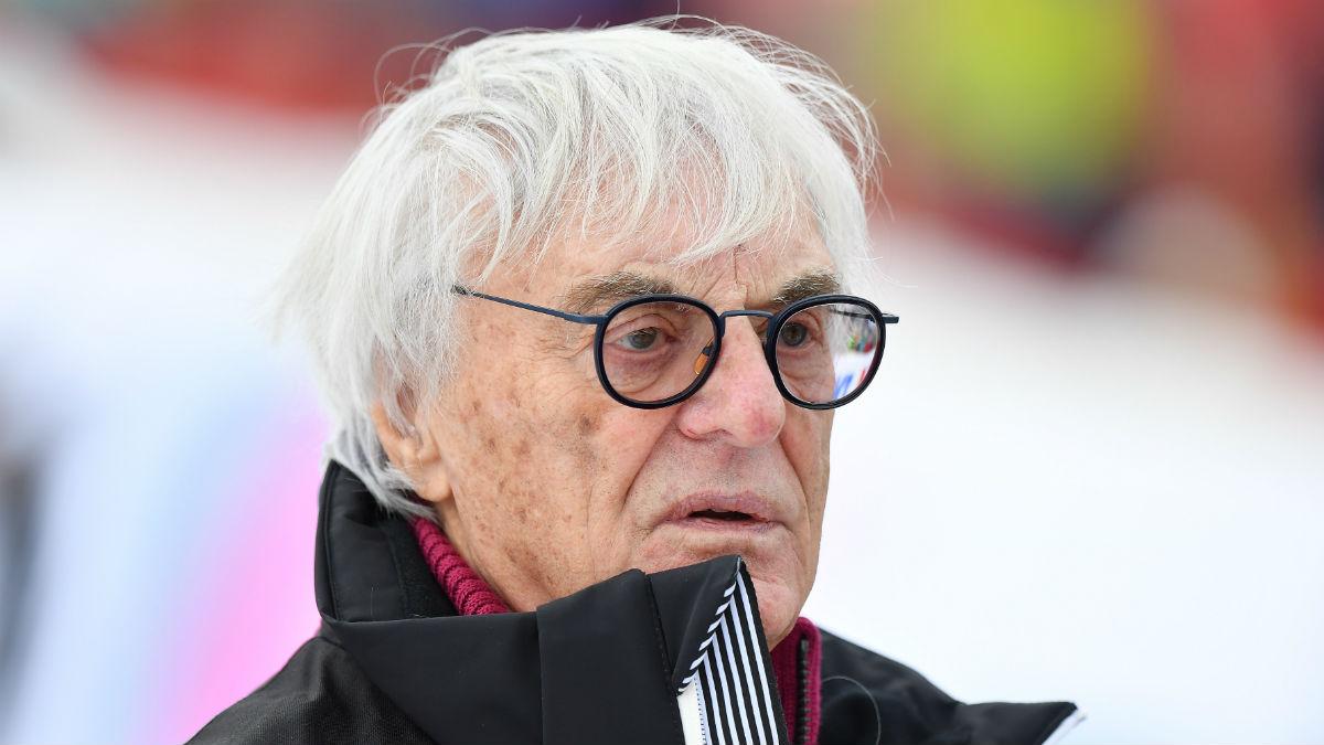Bernie Ecclestone vislumbra el regreso de Fernando Alonso a Ferrari. (Getty)