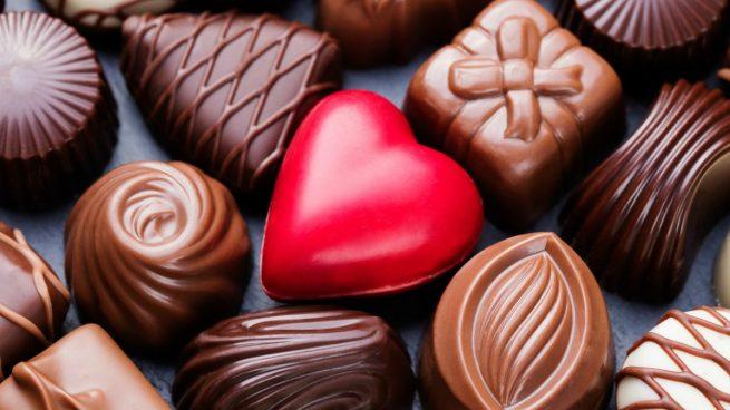 bombones san valentin