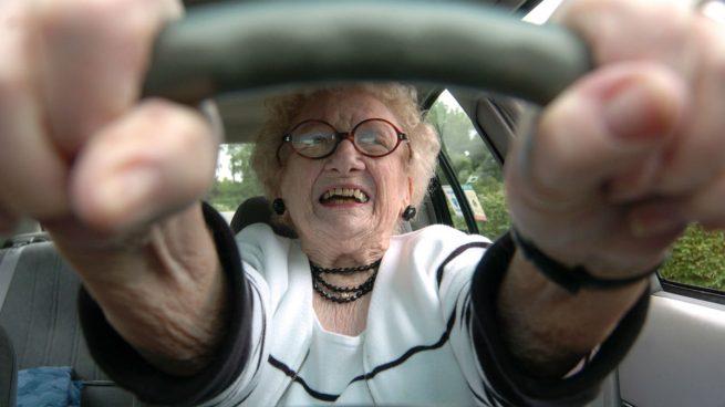 carnet de conducir para ancianos
