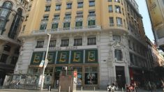 Una imagen del edificio de la Casa del Libro de Gran Vía.