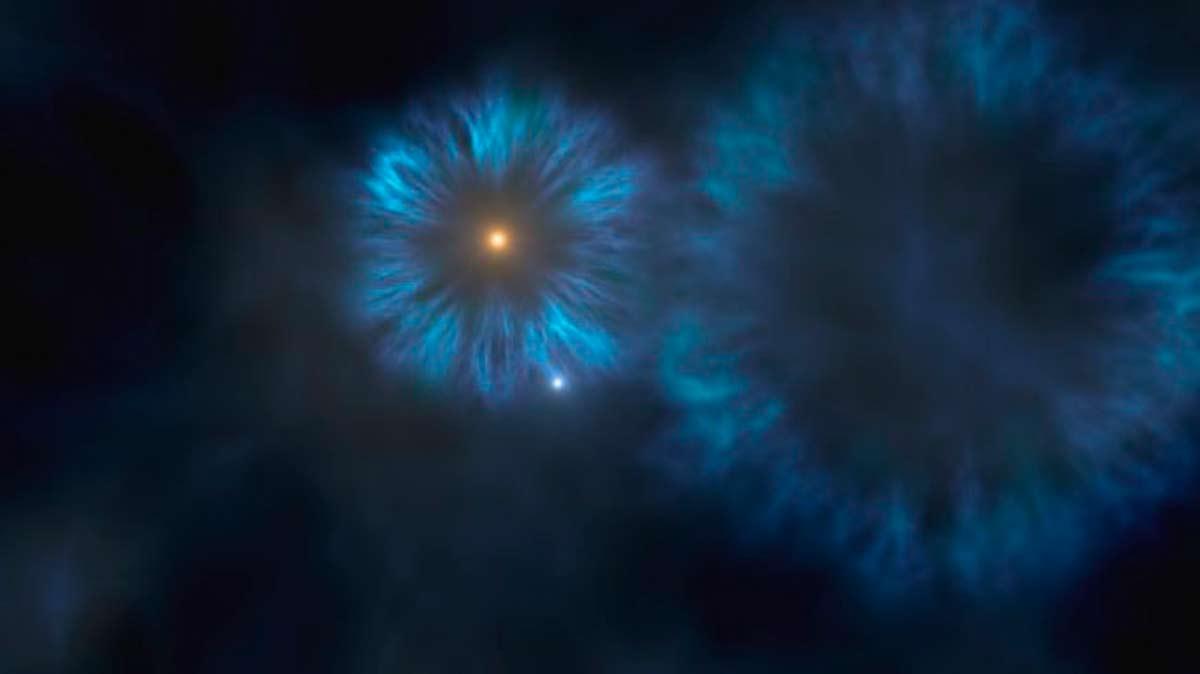 Los orígenes de la Vía Láctea al descubierto