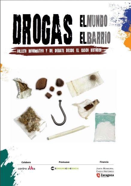 Podemos defiende la guía de su alcalde en Zaragoza que anima a consumir drogas