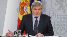 Iñigo Méndez de Vigo, ministro de Educación, Cultura y Deporte y portavoz del Gobierno. (Foto: EFE)