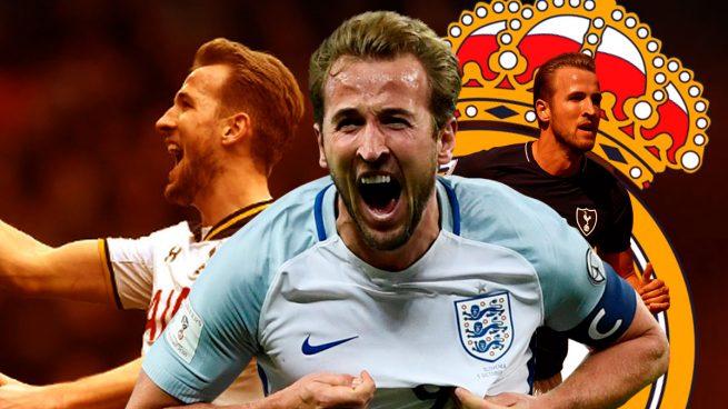 El Madrid no se olvida de Kane