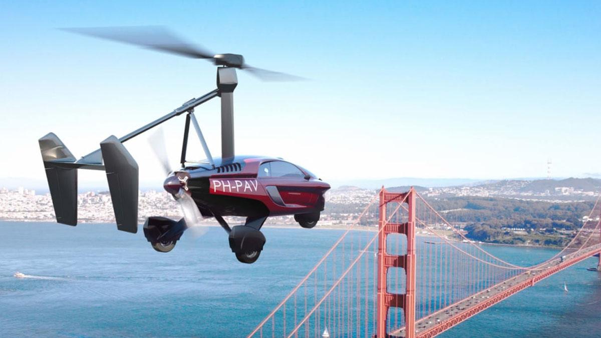 PAL-V Liberty, el primer coche volador del mundo, será presentado a principios de marzo en el Geneva Motor Show