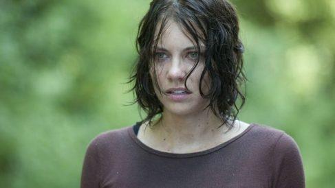 Maggie no seguirá en 'The Walking Dead'.