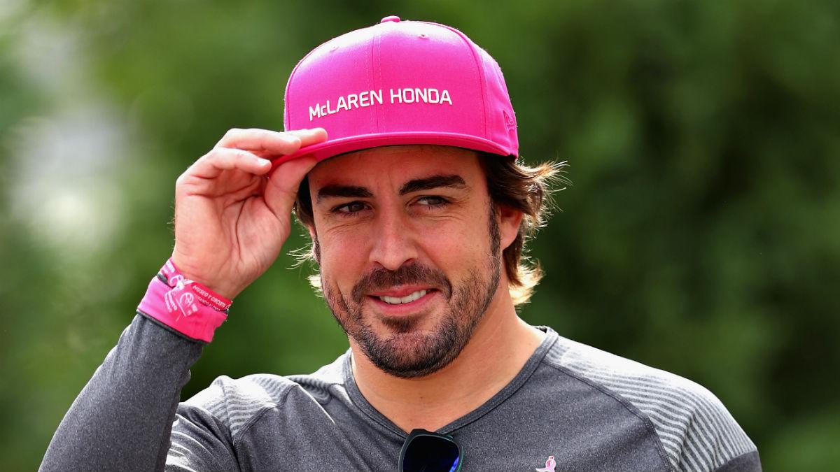La llegada de Renault a McLaren aporta un extra de esperanza a Fernando Alonso y sus seguidores de cara a conseguir el ansiado tercer título mundial de Fórmula 1. (Getty)