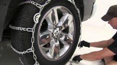 Te explicamos cómo ponerle las cadenas al coche en los días donde la nieve haga inevitable su uso, además de darte una serie de recomendaciones útiles para que no tengas ningún problema al respecto.