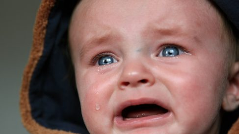 El llanto del bebé sirve a un software que detecta enfermedades