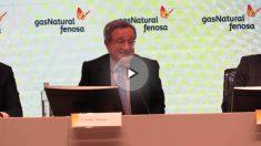 Rafael Villaseca, CEO saliente de Gas Natural Fenosa