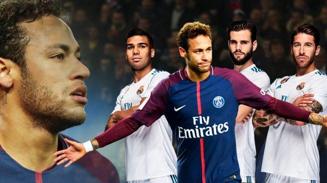Una jaula para Neymar