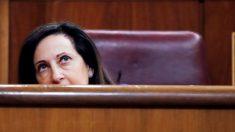 Margarita Robles, portavoz del Grupo Socialista en el Congreso de los Diputados. (Foto: EFE)